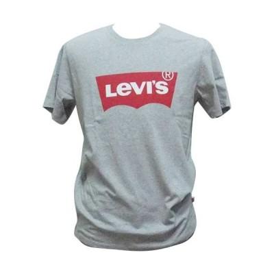 Levi's リーバイス 半袖 プリント Tシャツ 17783-0138 グレー L寸(Levi'sM寸)