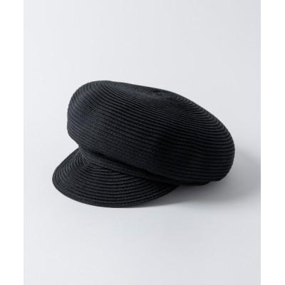 Rewde / 【ウォッシャブル】キャスケット(1R18-HT004) WOMEN 帽子 > キャスケット