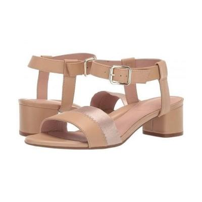 Taryn Rose タリンローズ レディース 女性用 シューズ 靴 ヒール Makena - Buff Leather