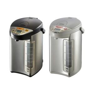 象印 CV-DSF40 4公升超級真空保溫熱水瓶 75%省電真空保溫 銀色