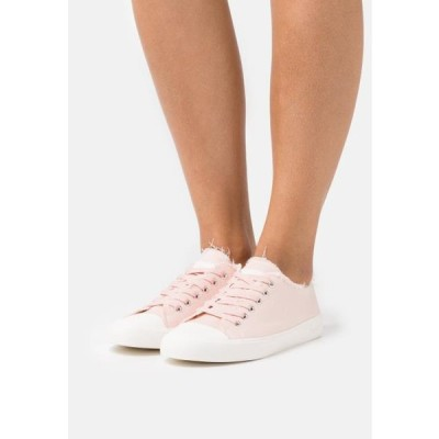 エスプリ レディース 靴 シューズ NOVA LU - Trainers - pastel pink