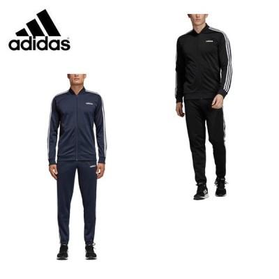 アディダス スポーツウェア上下セット メンズ CORE 3ストライプス トリコットトラックスーツ FRW20 adidas