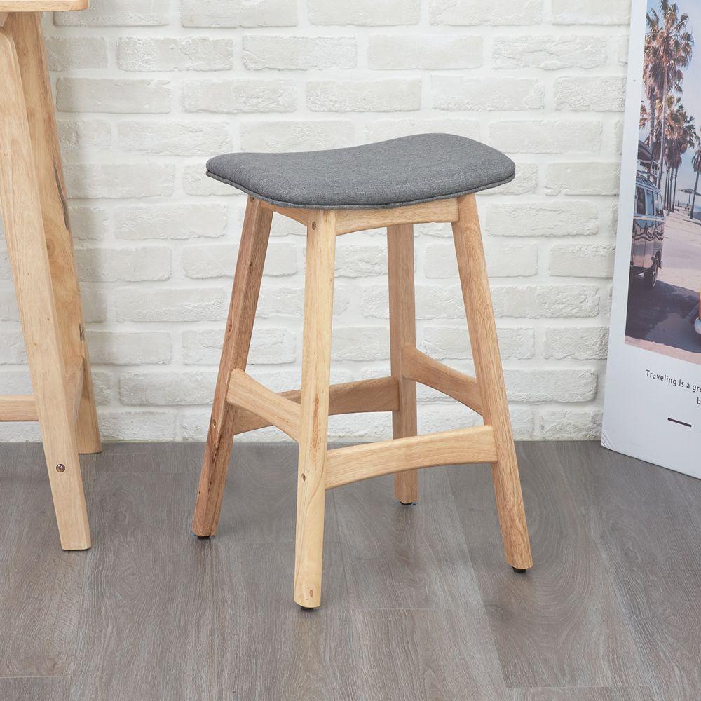 【領券再折】簡約質感高腳椅/吧台椅/3色/H&D東稻家居