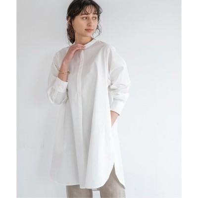シャツ ブラウス CoスタンドカラーBIGシャツ 931675