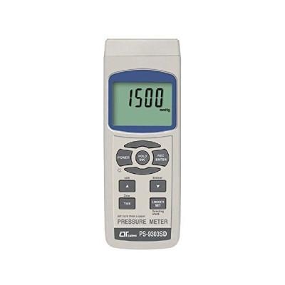 FUSO SDカード付圧力計 PS-9303SD