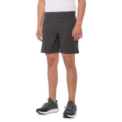 レイヤー エイト Layer 8 メンズ フィットネス・トレーニング ショートパンツ ボトムス・パンツ Woven Stretch Training Shorts - 7 Phantom