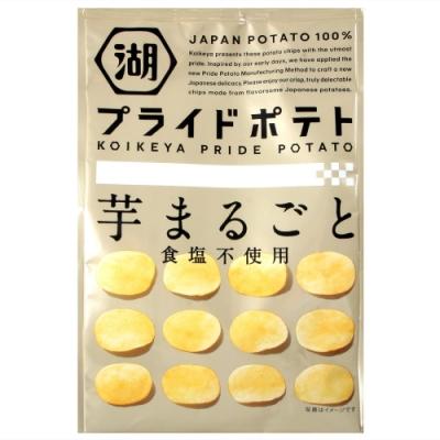 湖池屋 PRIDE POTATO原味薯片(60g)