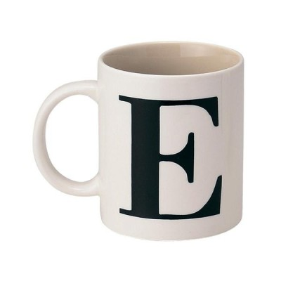 DICTIONARY MUGS マグカップ (E) 29394    Φ8×H9.5cm