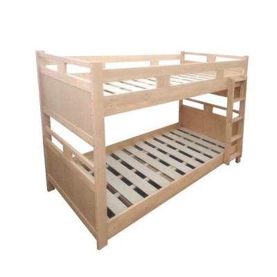二段ベッド ベッド 低床 イトーキ ITOKI CST-BS-BN 天然木 木 シングルベッド×2 分割可能