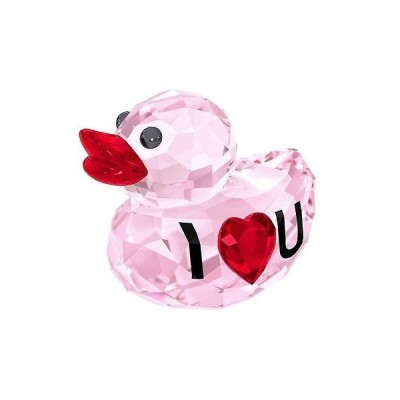 海外セレクションスワロフスキ ハッピー Duck - I ラブ You New 2016 # 5136424