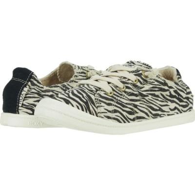 ロキシー Roxy レディース スニーカー シューズ・靴 Rory Bayshore Zebra Print