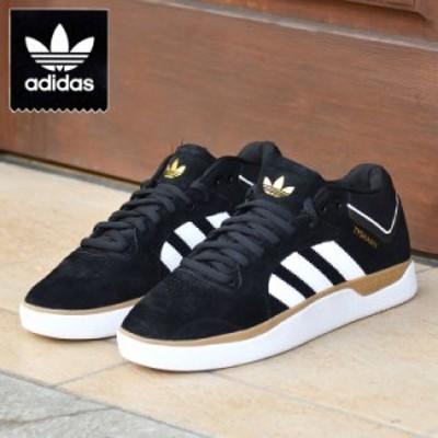 アディダス SB タイショーン ジョーンズ ブラック スニーカー adidas skateboarding TYSHAWN スケートボード スケートシューズ fy0441