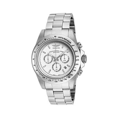 インビクタ Invicta Men's 18389 Speedway Stainless Steel Bracelet Watch 並行輸入品