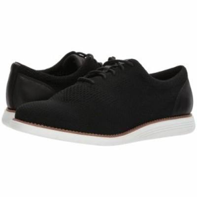 ロックポート 革靴・ビジネスシューズ Total Motion Sports Dress Woven Oxford Black