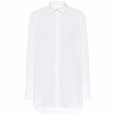 ザ ロウ The Row レディース ブラウス・シャツ トップス Cody cotton shirt Optic White