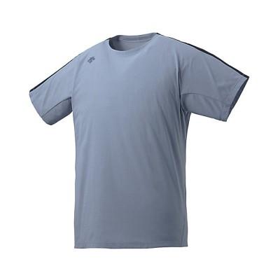 <DESCENTE/デサント>【ZERO STYLE】半袖Tシャツ GY【三越伊勢丹/公式】