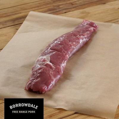 ボローデール 放牧豚 ヒレ肉 テンダーロイン 丸ごと 400g