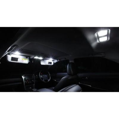 Smart スマート ILIS LEDルームライトセット トヨタ カムリハイブリッド 後期モデル H25.9~用