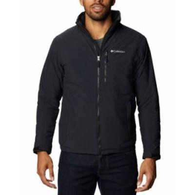 コロンビア メンズ ジャケット・ブルゾン アウター Men's Northern Utilizer Jacket Black