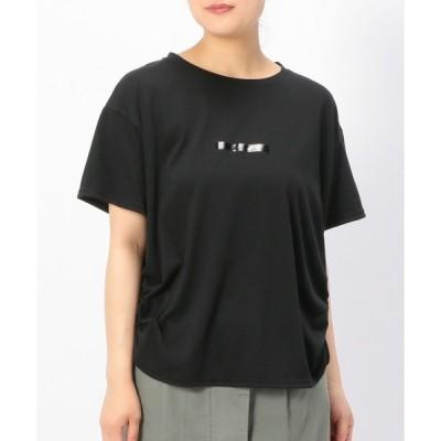 tシャツ Tシャツ 【WEB限定】サイドタックalcaliロゴTシャツ
