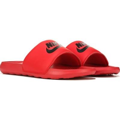 ナイキ ビクトリーワン スライドサンダル レッド NIKE Victori One Slide Sandal CN9675-600【正規品・お取り寄せ】送料無料