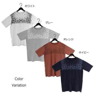 プリントビッグTシャツ