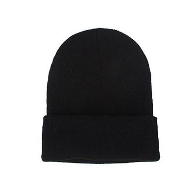CANCA HAT メンズ カラー: ブラック【並行輸入品】