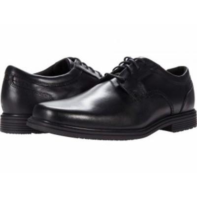Rockport ロックポート メンズ 男性用 シューズ 靴 オックスフォード 紳士靴 通勤靴 Robinsyn Waterproof Plain Toe Oxford【送料無料】