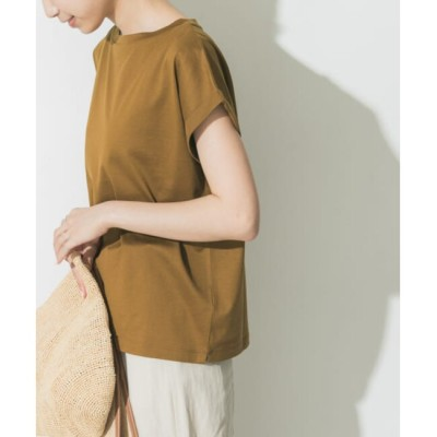 【アーバンリサーチ/URBAN RESEARCH】 UR ペルビアンコットンTシャツ