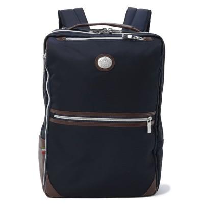 (Orobianco(Bag)/オロビアンコ バッグ)FORTUNA-C/ユニセックス NAVY/BROWN