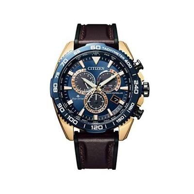 [Citizen] 腕時計 プロマスター CB5039-11L メンズ ブラウン