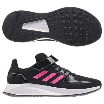 adidas(アディダス) H01403 ランニングシューズ ジュニア CORE FAITO EL K 21Q1