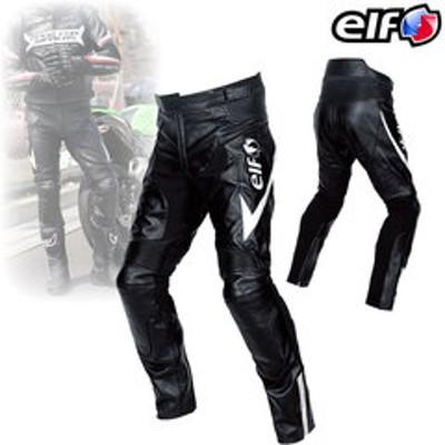 elf ELP-A02 スポルトレザーパンツ ブラック