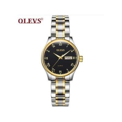 レディース腕時計 カレンダー 高品質ラグジュアリーウォッチ シンプル