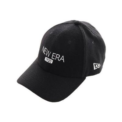 ニューエラ(NEW ERA) 9FORTY メルトン ニューエラ 1920 ブラック キャップ 12108959 (メンズ)