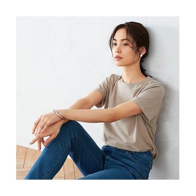 <COMME CA ISM(Women)/コムサ イズム> ベーシックTシャツ(1260CT03) 15【三越伊勢丹/公式】