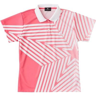 LUCENT(ルーセント) Ladies ゲームシャツ ピンク ピンク