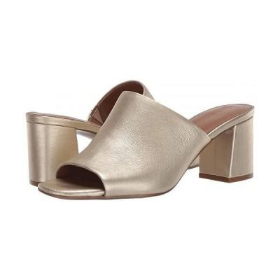Aerosoles エアロソールズ レディース 女性用 シューズ 靴 ヒール Erie - Gold Metallic