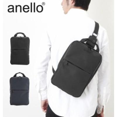 アネロ ショルダー ミニ 通販 ボディバッグ メンズ レディース ブランド anello ミニショルダー ポリエステル 軽量 おしゃれ 旅行 大人