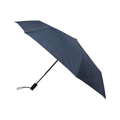 [フルトン] 傘 折りたたみ傘 メンズ 手開き式 雨傘 21-152-10199-15 【74】ネイビー