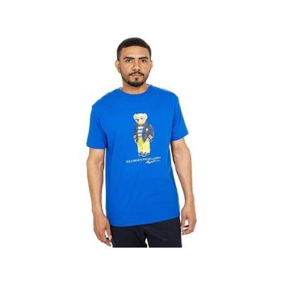 ポロ・ラルフローレン Cotton Jersey T-Shirt メンズ シャツ トップス Sapphire Star