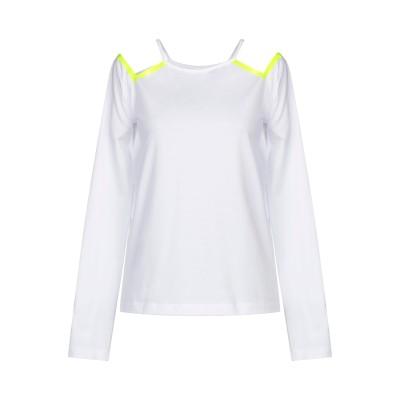メゾン マルジェラ MAISON MARGIELA T シャツ ホワイト M コットン 100% T シャツ