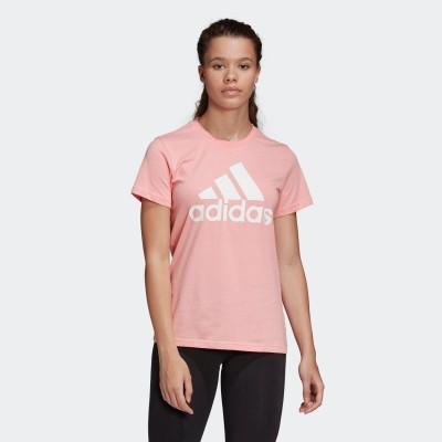 【公式】アディダスadidasマストハブバッジオブスポーツ半袖Tシャツ/MustHavesBadgeofSportTeeレディースアスレティクスウェアトップスTシャツFQ3239