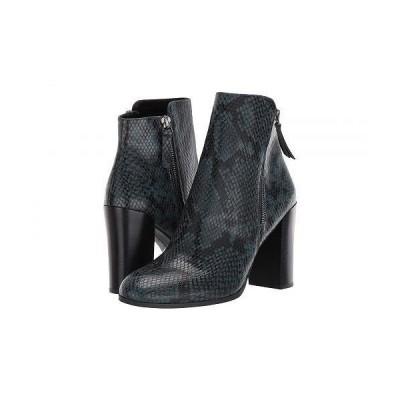Kenneth Cole New York ケネスコールニューヨーク レディース 女性用 シューズ 靴 ブーツ アンクルブーツ ショート Justin Zip Bootie - Ocean