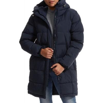ヘリーハンセン Helly Hansen レディース コート アウター jpn quilted coat Navy
