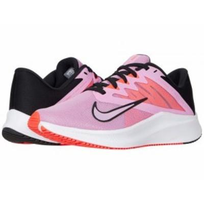 Nike ナイキ レディース 女性用 シューズ 靴 スニーカー 運動靴 Quest 3 Beyond Pink/Black/Flash Crimson【送料無料】