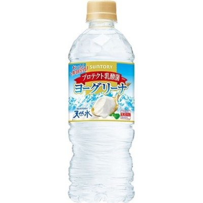 サントリー ヨーグリーナ&サントリー天然水 (540ml*24本)