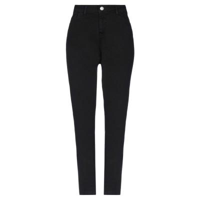 MAISON 9 Paris パンツ ブラック 30 コットン 98% / ポリウレタン 2% パンツ