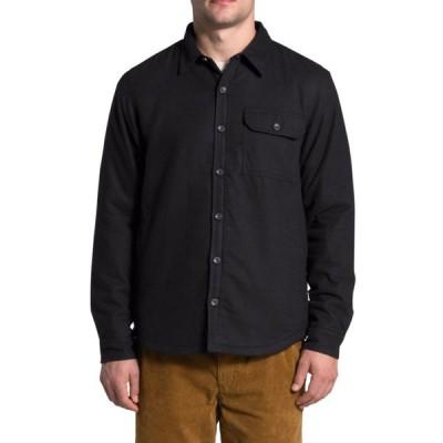 THE NORTH FACE ザ・ノースフェイス メンズ Campshire Shirt シャツ ジャケット TNF BLACK ブラック NF0A4QPM