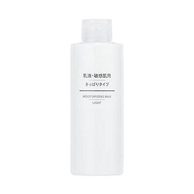 無印良品 乳液 敏感肌用 さっぱりタイプ 200mL 44293935